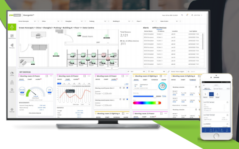 How to Digitalise for your Building Management: Solutions and Fundings